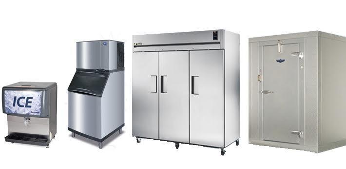 refrigerator repair commercial