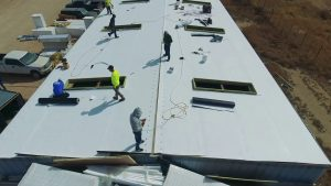 COMMERCIAL ROOF REPLACEMEN