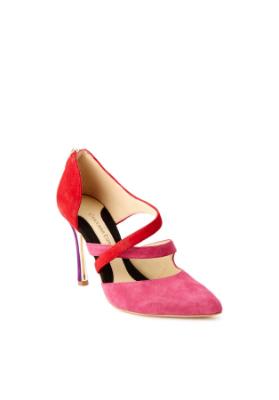 Pink Pumps Shoes