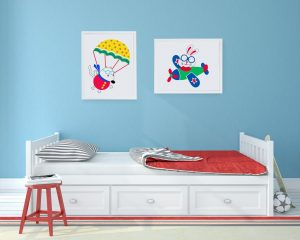 wall art for nursery